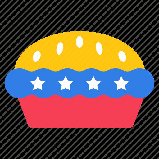 american food, apple pie, baked food, bakery item, fruit pie icon