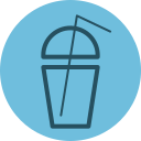 beverage, cool, drink, fresh, smoothie, summer, tasty icon