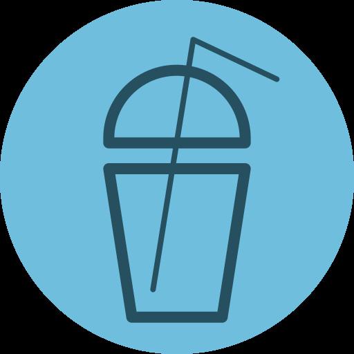 beverage, cool, drink, fresh, smoothie, summer, tasty icon