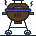 barbecue, grill, food, equipment, meat