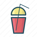 beverage, cool, cool drink, drink, fourth of july, smoothie icon