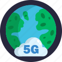 5g, network, technology, connection, communication, internet