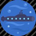 army, military, submarine, underwater, navy, marine