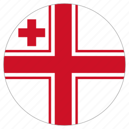 circular, country, flag, naval tonga, world icon