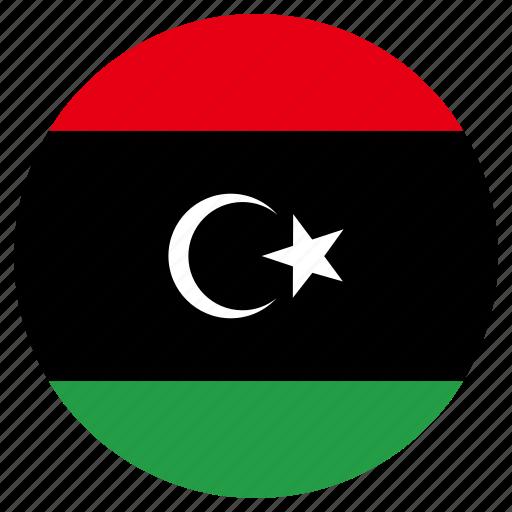 Slikovni rezultat za CIRCLE FLAG lybya