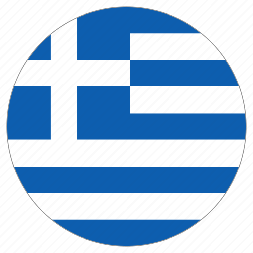 Slikovni rezultat za flag circle greece