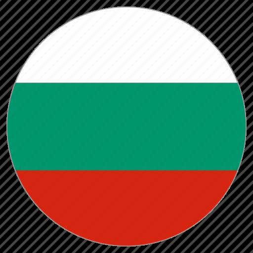 Slikovni rezultat za flag circle bulgaria