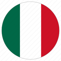 circle, country, flag, mexico, world icon