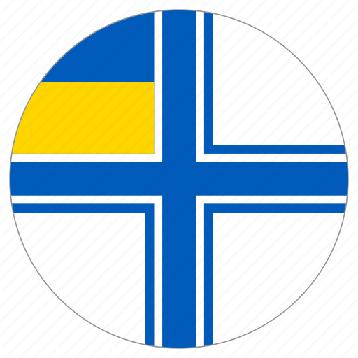 circle, country, flag, naval ensign of ukraine, world icon