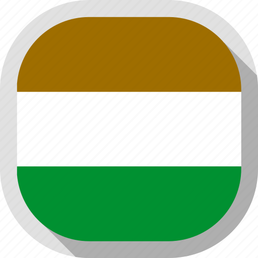 flag, rounded, square, transkei, world icon