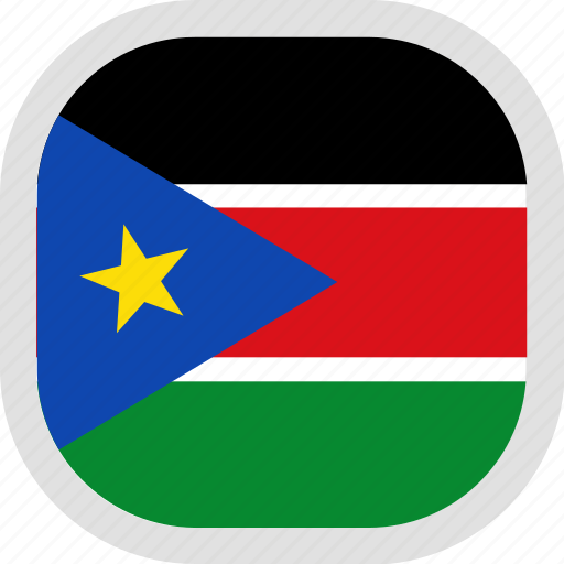 Flag, south, sudan, world icon - Download on Iconfinder