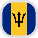 barbados, world, flag