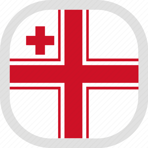 Ensign, flag, naval, tonga, world icon - Download on Iconfinder