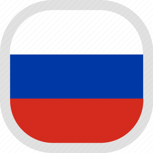 flag, russia, world icon