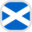 flag, scottish, world