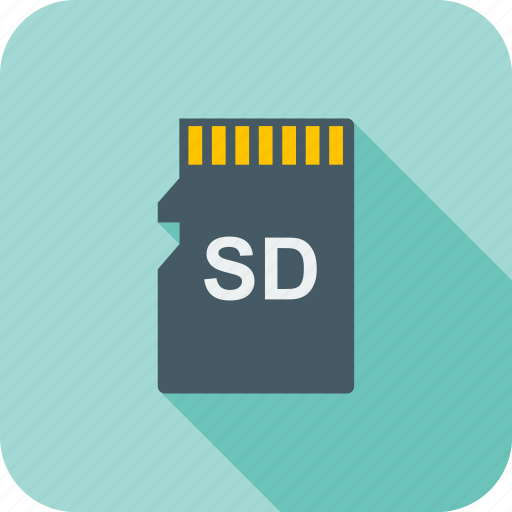 database, disk, memory card, save, sd, storage icon