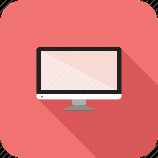 display, lcd, led, monitor, screen, television icon
