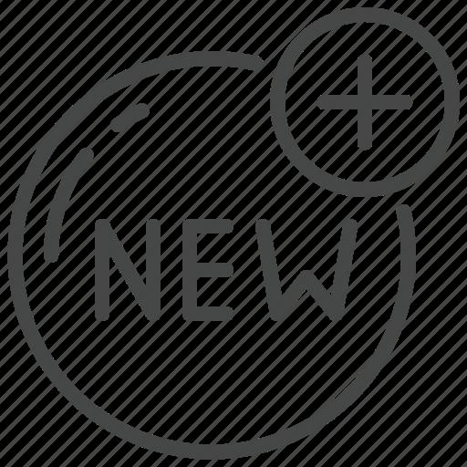 New, menu, food, restaurant, meal icon - Download on Iconfinder