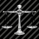 millennium items, millennium scale, scale, yugioh icon