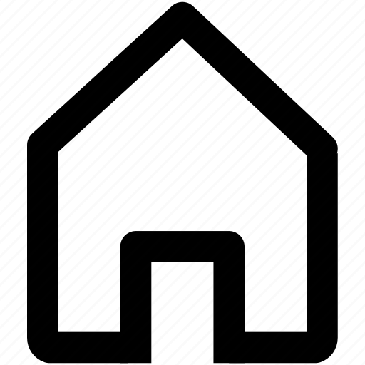 estate, home, homepage, house, main, page, real icon