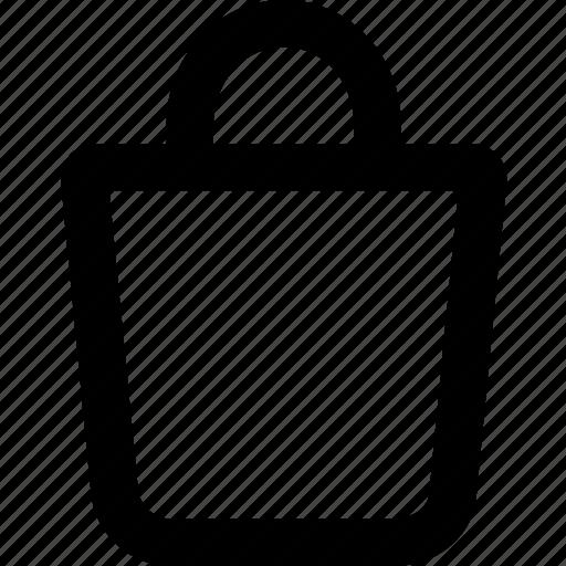 bag, buy, cart, hand bag, online, shopping icon