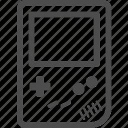 boy, game, gameboy, nintendo, portable icon
