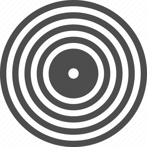 analog, disc, gramophone, music, phonograph, record, vinyl icon