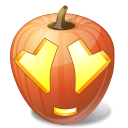 adore, halloween, jack o lantern, pumpkin icon