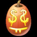 easymoney, halloween, jack o lantern, pumpkin