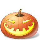 laugh, halloween, jack o lantern, pumpkin icon