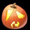 shock, halloween, jack o lantern, pumpkin