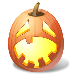 halloween, hysterical, jack o lantern, pumpkin icon