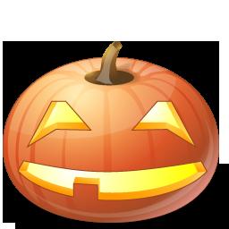 halloween, jack o lantern, pumpkin, smile icon