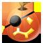halloween, jack o lantern, pirate, pumpkin icon