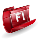adobe, flash, folder, photofiltre icon