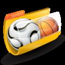 basket, folder, soccer, sport