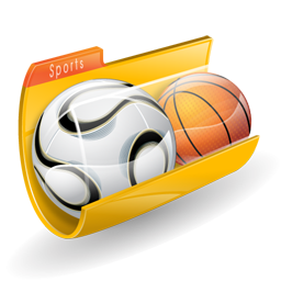 basket, folder, soccer, sport icon