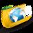 browser, earth, folder, global, globe, international, internet, planet, web, world icon