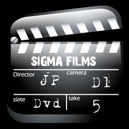movie, scene icon