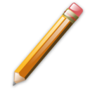 pen, write icon