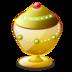 aladdin, lamp icon