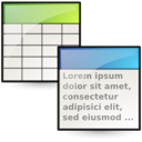 applications, office icon