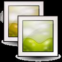 images, emblem, photos icon
