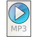 audio, mp3 icon