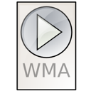 audio, ms, wma icon