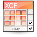 image, xcf icon