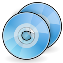 cd, discs, dvd icon