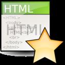 html, new icon