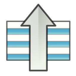 ascending, gtk, sort icon