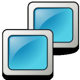 netstatus, txrx icon